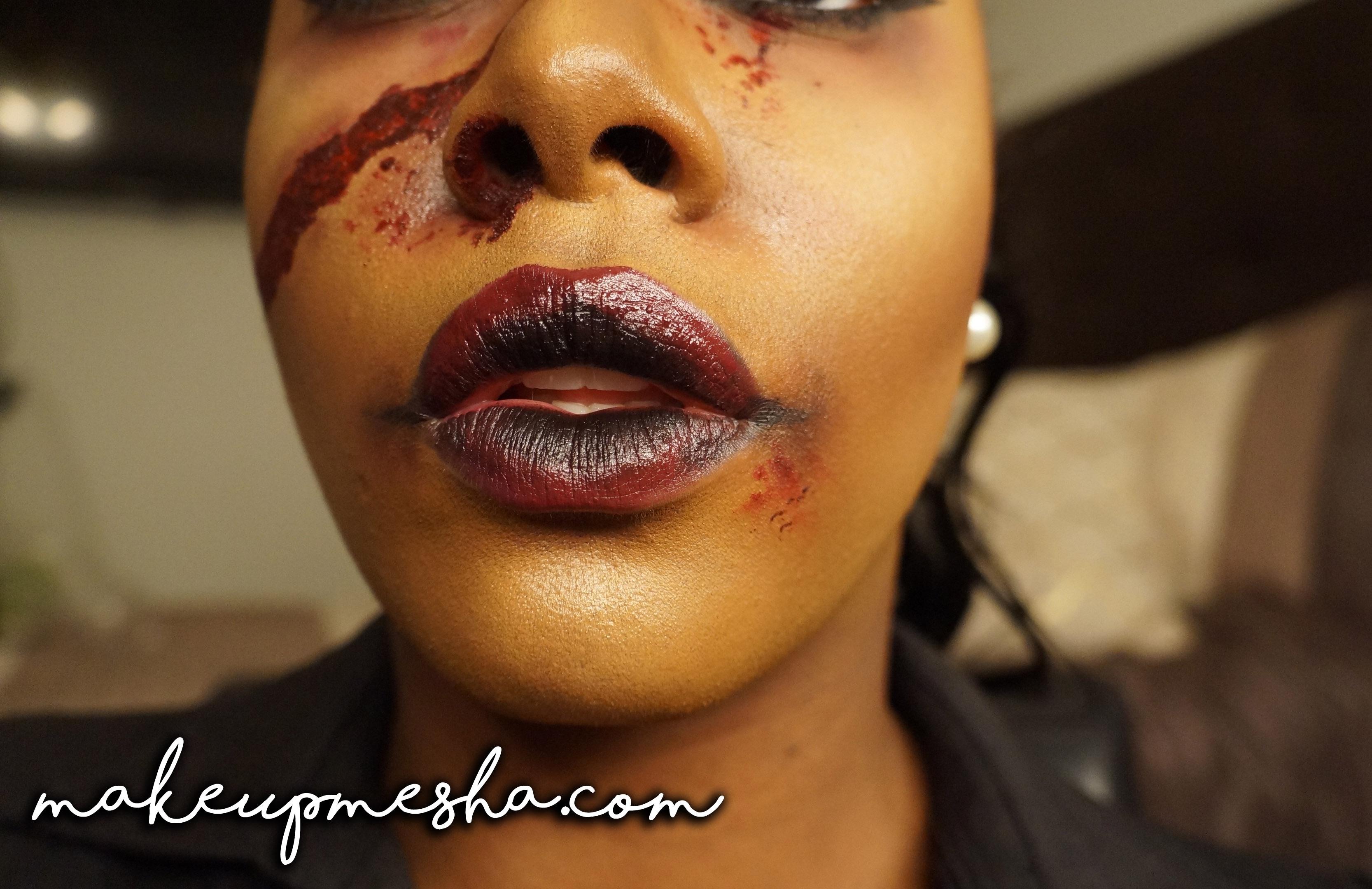 halloween zombie makeup – makeupmesha