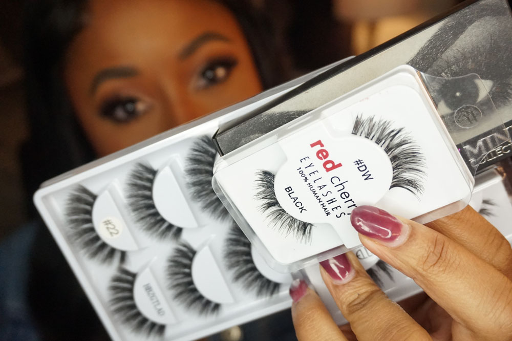 3e69fb121e1 My favorite lash brands are Red Cherry, Ardell, and I love generic Mink  Lashes from Amazon and eBay.