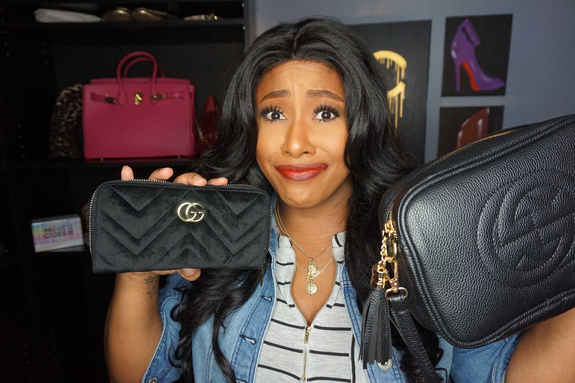 8adc5d5a1a02 Replica Handbags from iOffer.com – Makeup by Mesha