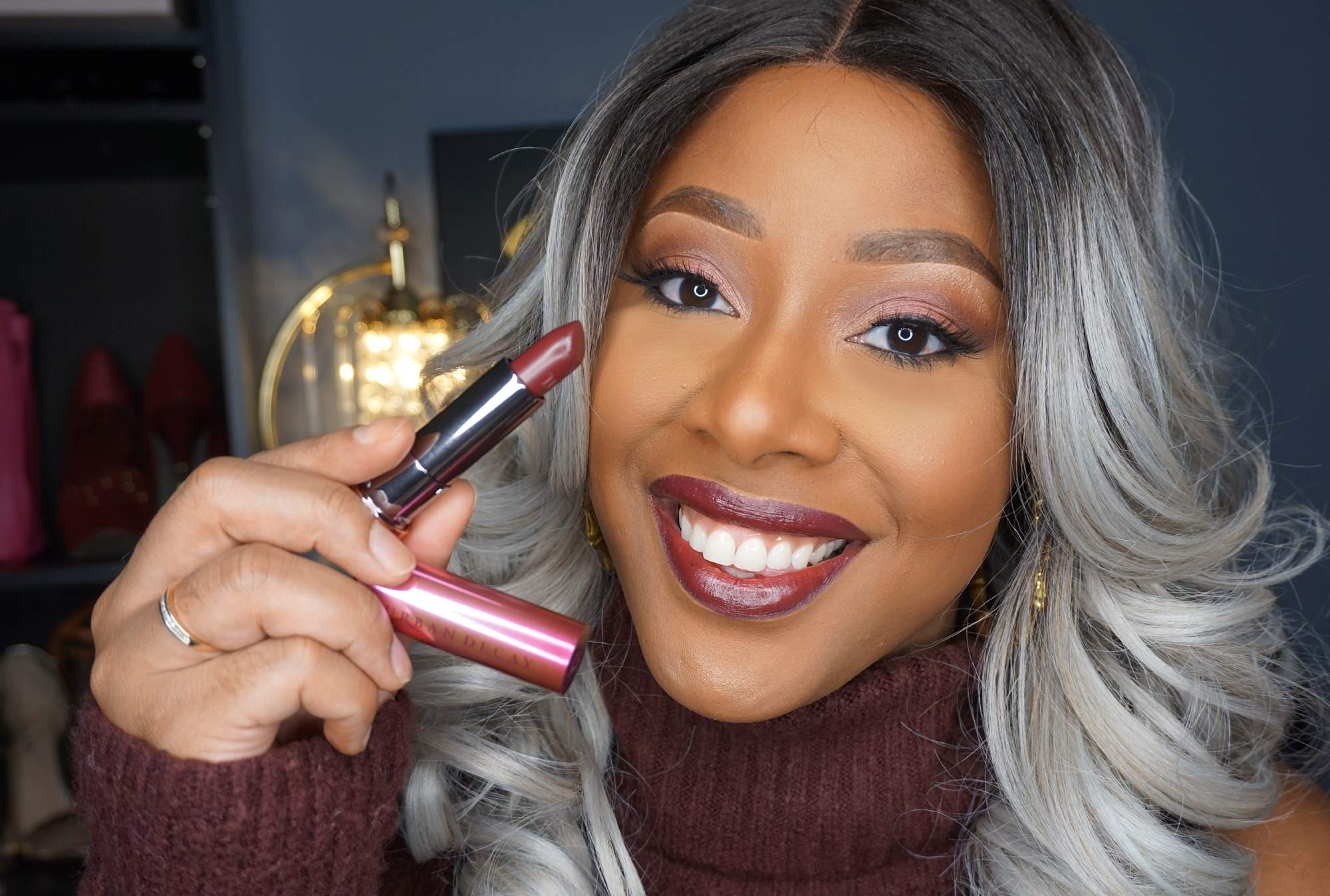 Urban Decay Naked Cherry Collection – Makeup By Mesha