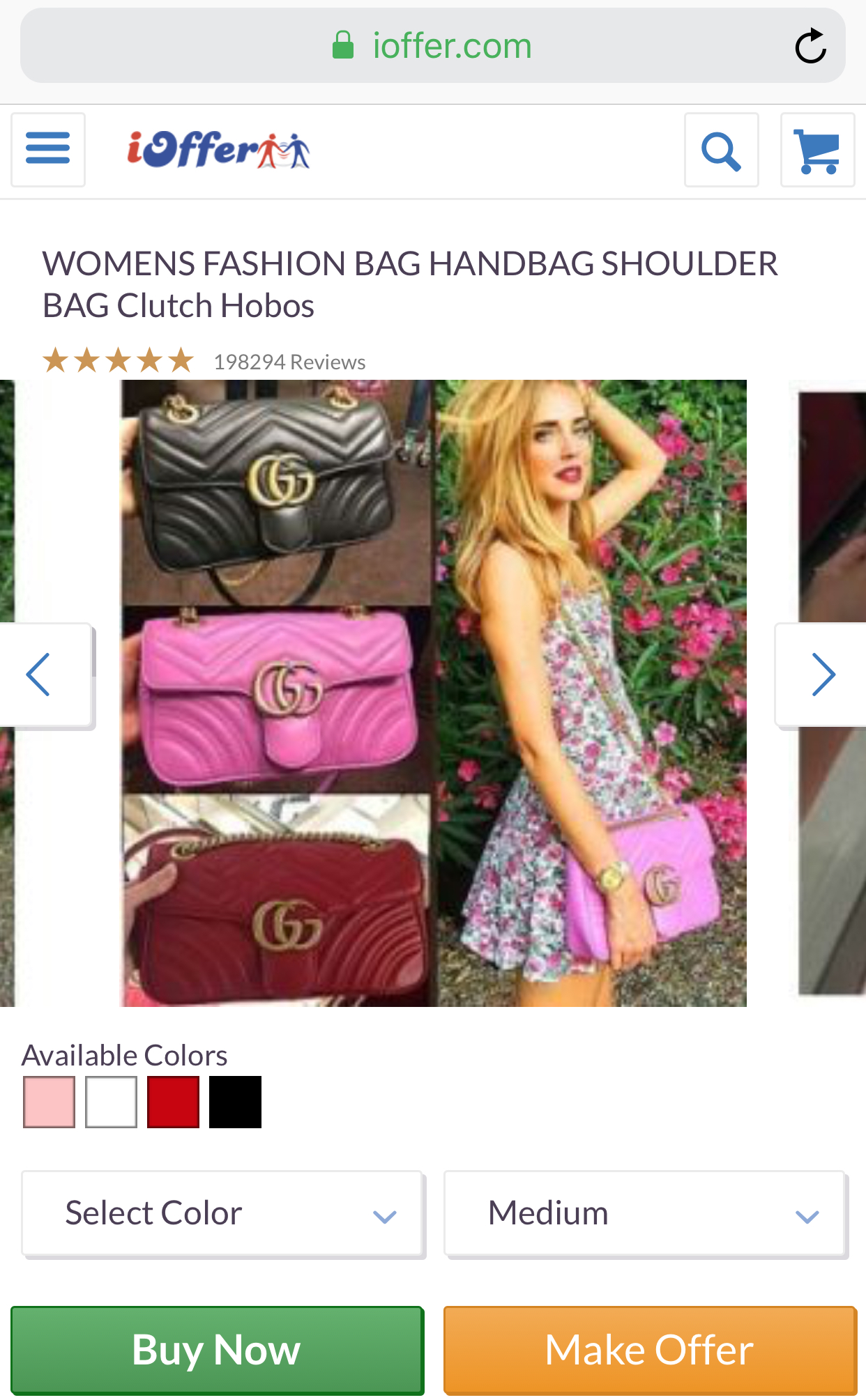 c8dd9e96aa17 Prices are subject to change as each seller has that right to adjust their  prices as they see fit. When searching iOffer, use words like: flap  shoulder bag, ...