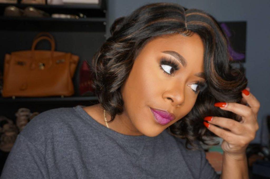 Mane Concept Joy Full Cap Wig Sogoodbb Com Makeup By